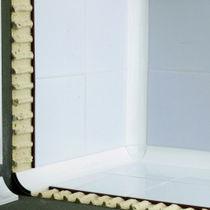 Perfil de acabado de aluminio / para ángulo interior
