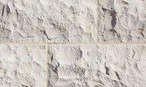 Fachaleta de piedra / de exterior / interior / texturada
