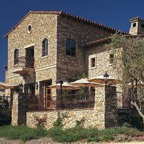 Fachaleta de piedras / de exterior / interior / texturada