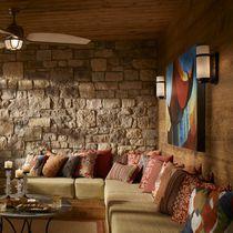 Fachaleta de piedras / interior / texturada / decorativa