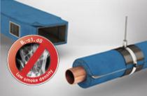Aislante termoacústico / de caucho sintético / de elastómero / para interior