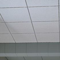 Falso techo laminado / tipo panel / acústico