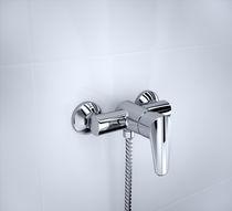 Grifo monomando para bañera / de cromo / de baño / con 1 orificio