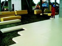 Aislante acústico / de poliestireno extruido / para pavimento / para calefacción por suelo radiante