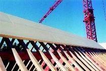 Aislante termoacústico / de poliestireno extruido / para techado / tipo panel rígido
