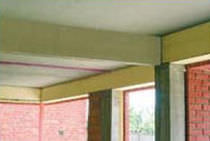 Aislante termoacústico / de poliestireno extruido / de pared / tipo panel rígido