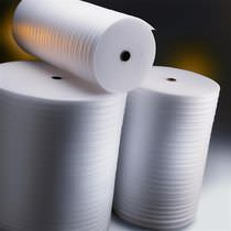 Capa de aislamiento acústico tipo cinta / de poliestireno extruido