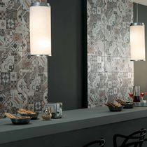 Baldosa de interior / de pared / de gres porcelánico / con motivos