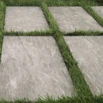 Baldosa de exterior / de suelo / de gres porcelánico / con relieve