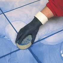 Mortero adhesivo / para baldosas / de cemento