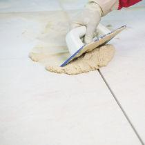 Mortero de protección / para baldosas / de cemento