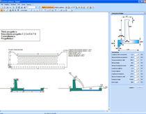 Programa de cálculo de muros de contención / para estructura de hormigón