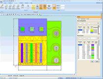 Programa de cálculos de cimientos especiales / para estructura de hormigón