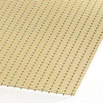 Malla metálica para revestimiento interior / para techo / de revestimiento / para pantalla solar
