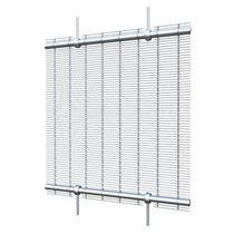 Sistema de fijación corredero / acero inoxidable / para revestimiento de fachada / para revestimiento interior