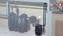 Bomba de agua para estaciones de bombeo