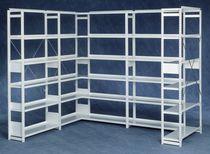 Estantería profesional estándar / de mercancías / para almacenamiento / de acero