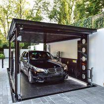 Ascensor hidráulico / para coches