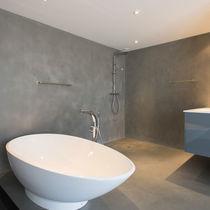 Enlucido decorativo / de interior / de suelo / a base de cemento