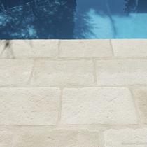 Baldosa para playa de piscina / para suelo / de hormigón / mate