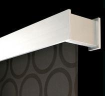 Estores enrollables / de aluminio / para montajes en techo