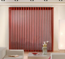 Riel para cortina para montaje en techo / con fijación mural / para cortinas fruncidas / para uso doméstico