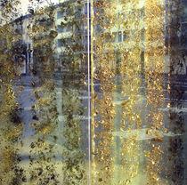 Revestimiento de fachada de fibra acrílica / pulido / brillante / de panel