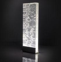 Panel decorativo de resina / acrílico / para interiores / para exteriores