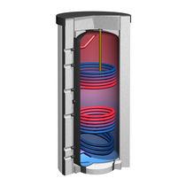 Calentador de agua eléctrico / solar / de pie / horizontal