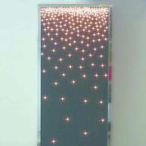 Aplique de diseño original / de vidrio / LED