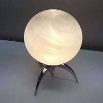 Lámpara de mesa / moderna / de vidrio / de vidrio soplado