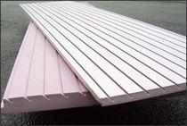 Aislante térmico / de poliestireno extruido / de pared / para cimientos