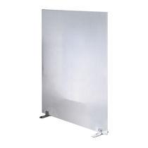 Separador para oficina para suelo / de tejido / de plástico / de acero