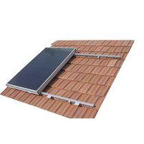 Estructura de soporte para cubierta de tejas / para techo / para colector solar