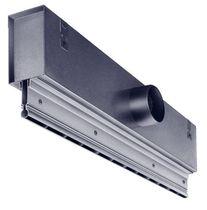 Difusor de aire de techo / lineal / con abertura