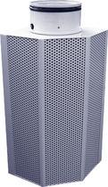 Difusor de aire por desplazamiento de pared / circular / otras formas