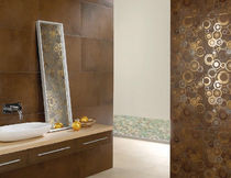 Baldosa de baño / de interior / de pared / de gres porcelánico