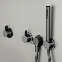 Set de ducha de pared / moderno / con alcachofa / lluvia