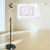 Panel indicador de interior / magnético / de aluminio