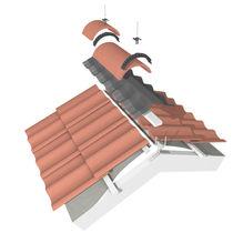 Sistema de tejado no especificado