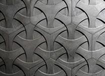 Baldosa de interior / de pared / de hormigón / 3D