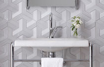 Baldosa de interior / de baño / de pared / de hormigón