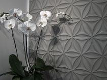 Baldosa de pared / de hormigón / 3D / con motivos geométricos