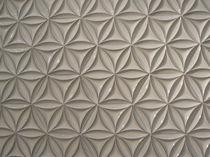 Baldosa de pared / de cerámica / 3D / con motivos geométricos