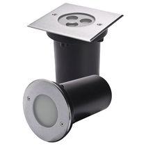 Foco empotrable de pared / empotrable de suelo / de interior / LED