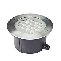 Foco empotrable de pared / empotrable de suelo / de exterior / LED