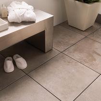 Baldosa de exterior / para pavimento / de gres porcelánico / mate