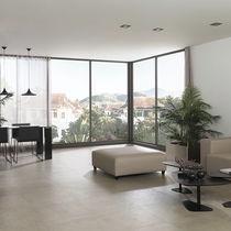 Baldosa de pared / para pavimento / de gres porcelánico / de color liso