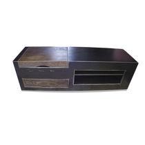 Aparador de estilo industrial / de roble / de hierro / de chapa de acero