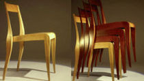 Silla clásica / de madera